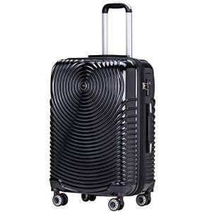 メイン素材:【軽くて丈夫】通常のABS樹脂にPC素材を追加することにより、超軽量かつ丈夫なスーツケー...