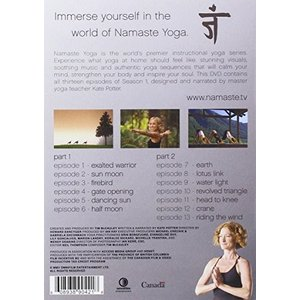 Namaste Yoga: The Complete First Season|cacaoshop