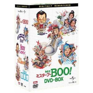 Mr.BOO ! DVD-BOX (5、000セット限定生産)|cacaoshop