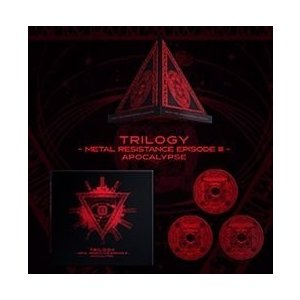 「TRILOGY?METAL RESISTANCE EPISODE ?? APOCALYPSE」(THE ONE限定)(Blu?ray Disc) cacaoshop