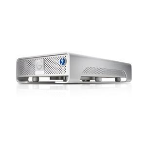容量 : 6TB インターフェース : Thunderboltx1、USB3.0x1 データ転送速度...