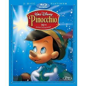 ピノキオ プラチナ・エディション [Blu-ray]|cacaoshop