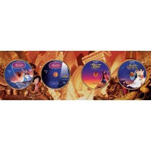 アラジン 3部作 完全BOX [DVD]|cacaoshop