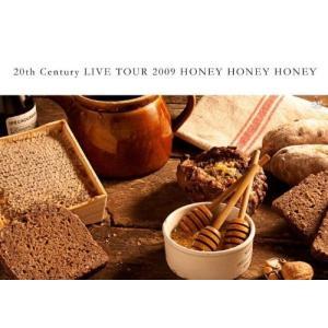 【初回生産限定[特典DVD付4枚組]】20th Century LIVE TOUR 2009 HONEY HONEY HONEY/We are Com|cacaoshop