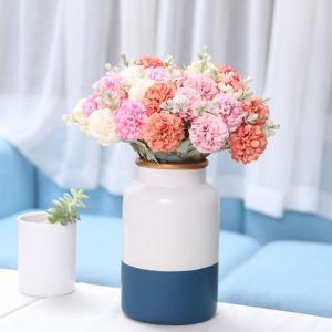 インテリアフラワー お部屋の装飾 フェイクフラワー アジサイ 造花 インテリア 雑貨 小物 誕生日 プレゼント おしゃれ|cactus0812