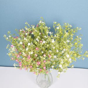 造花 花束 アートフラワー 春 枯れない花 ブーケ 花束 アレンジメント 同色2本セット インテリア飾り 母の日 結婚式 記念日 誕生日プレ|cactus0812