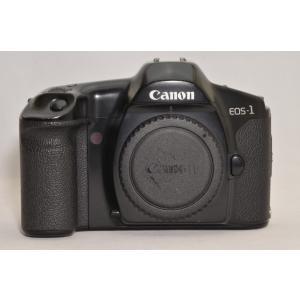 キヤノン中古フィルム一眼レフカメラ Canon EOS−1 ジャンク品