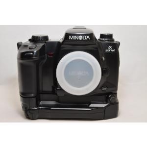 ミノルタ中古フィルム一眼レフカメラ MINOLTA α507si 並品
