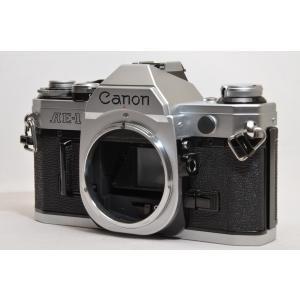 キヤノン中古フィルム一眼レフカメラ Canon AE-1 良品