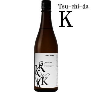 Tsuchida K 720ml 日本酒 土田酒造 生もと造り caesar1995