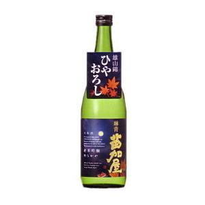 苗加屋(のうかや)純米吟醸 琳青(りんのあお) ひやおろし 720ml 若鶴酒造 caesar1995