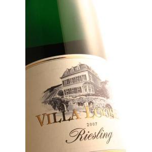 ヴィラ・ローゼン・モーゼル・リースリンングQbA 〔2018〕ドクター・ローゼン醸造所Villa Loosen Mosel Riesling Q.b.A.|caesar1995