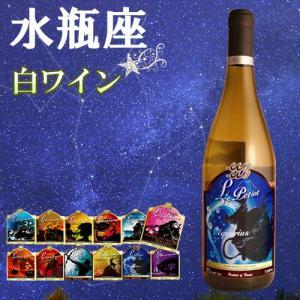 12星座ラベル 水瓶座 ヴァンサン・リカール トゥーレーヌ・ソーヴィニヨン ブラン|caesar1995