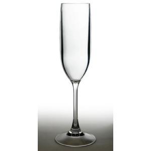 ◆落としても割れません◇トライタン・シャンパーニュグラス (スパークリングワイン用) caesar1995