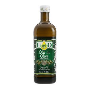 Luglio(ルグリオ) ピュアオリーブオイル 1L (手作り石鹸 手作りコスメ) cafe-de-savon