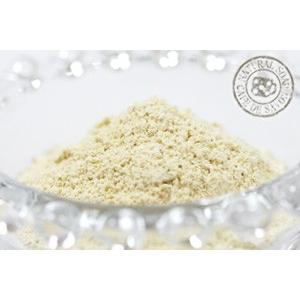 (ポストお届け可/51)フレンチクレイ・ホワイト 100g (手作り石鹸 コスメ フェイスパック アロマ クレイセラピー)|cafe-de-savon