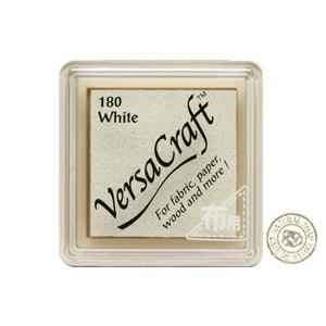 (ポストお届け選択OK) 布用スタンプ台 バーサクラフト ホワイトS (ツキネコ ファブリコ) cafe-de-savon