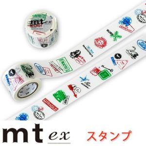 マスキングテープ 『mt ex スタンプ』|cafe-de-savon