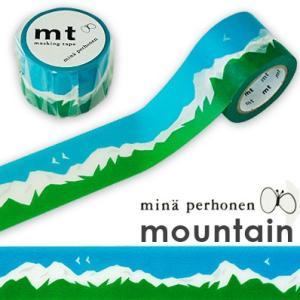 マスキングテープ 『mt mina perhonen mountain』|cafe-de-savon