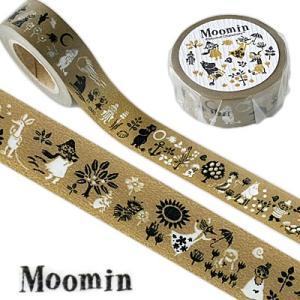ムーミン マスキングテープ ムーミン谷の仲間たち クラフト|cafe-de-savon