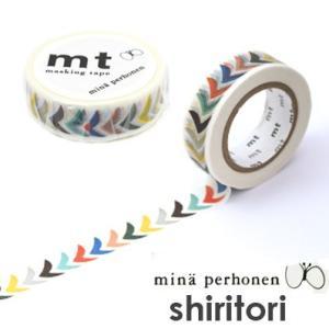 マスキングテープ mt mina perhonen bird petit mix(バードプチミックス)|cafe-de-savon