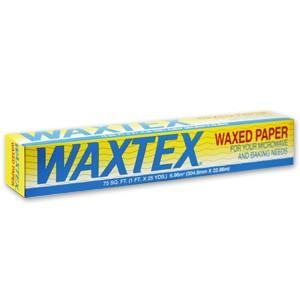 WAXTEX ワックスペーパー ロールタイプ|cafe-de-savon