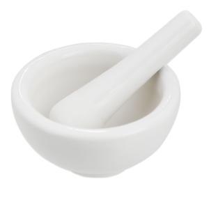 乳鉢M 乳棒付き (93mm) (手作りコスメ パックなど) cafe-de-savon
