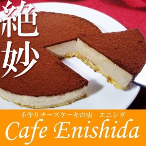 生チョコレアチーズケーキ (クリスマスケーキ チョコレートケーキ チーズケーキ スイーツ Xmas)