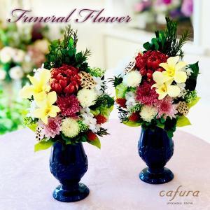 プリザーブドフラワー 額 誕生日祝い 贈り物 記念日 アルミフレーム|cafura