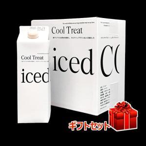 アイスコ(リキッド・アイスコーヒー)1000ml×6本 ギフトセット 自家焙煎 珈琲 珈琲豆 ネルドリップ 商品番号51530|cairncoffee