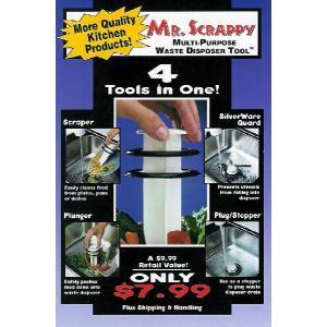 ディスポーザー付属部品 安全・便利で手の汚れないMr.スクラッピー|caj110|02