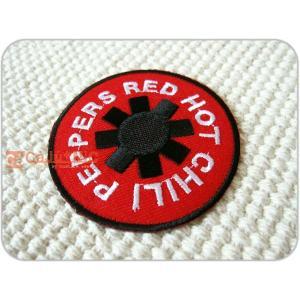 刺繍ワッペン/RedHotChiliPeppersRD/メール便送料無料/アイロン/アップリケ/CaJu+NiC[カジュニック]|cajunic