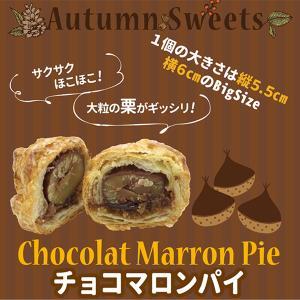 マロンパイ(4個入)焼菓子 洋菓子 ギフト お歳暮 詰め合わせ 贈り物 詰め合せ スイーツ 内祝い|cake-angelica