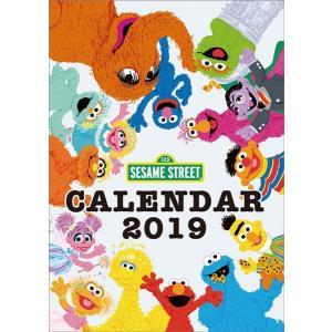 卓上 SESAME STREET 2019年版カレンダー|calenavi