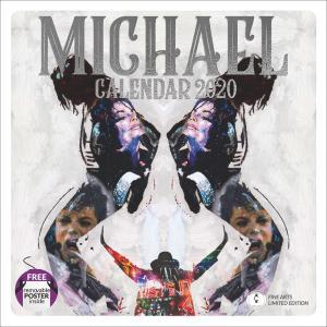 マイケル・ジャクソン(輸入版・ポスター付き)|calenavi