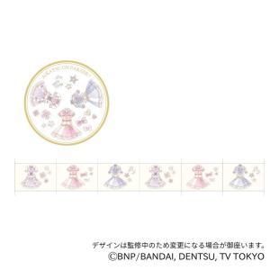 オールアイカツ!【パステルモチーフシリーズ】 マスキングテープ|calenavi