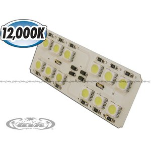 汎用LEDルームランプ 12000Kシリーズ 基盤型(12SMD/3chip)A|californiacustom