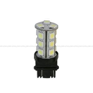 3157 LED BULBS(18SMD/無極性/ホワイト) 1PC|californiacustom