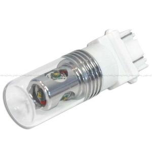 3157 LED BULBS【CREEハイパワー 20W/ホワイト】1PC|californiacustom