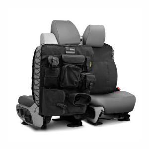 Smittybilt 汎用 シートカバー G.E.A.R フロント/2PC(ブラック)|californiacustom