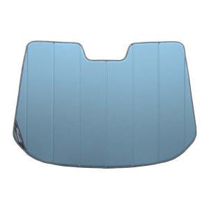 【専用設計】CoverCraft製/UVS100  サンシェード/日除け(ブルーメタリック) 13-16y FORD Kuga フォード クーガ カバークラフト MADE IN USA californiacustom