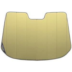 【専用設計】CoverCraft製/UVS100  サンシェード/日除け(ゴールド) 13-16y FORD Kuga フォード クーガ カバークラフト MADE IN USA californiacustom