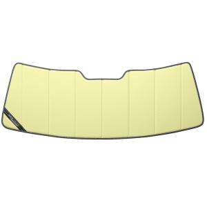 【専用設計】CoverCraft製/UVS100 高品質 サンシェード/日除け(ゴールド) 2006-2010y ジープ コマンダー カバークラフト MADE IN USA|californiacustom