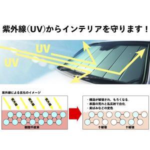 【専用設計】CoverCraft製/UVS100 高品質 サンシェード/日除け(ゴールド) 2006-2010y ジープ コマンダー カバークラフト MADE IN USA|californiacustom|04