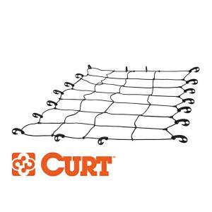 CURT製 カート カーゴネット ルーフラック/ルーフキャリア用 サイズ:約165.1cm×96.5cm 18201|californiacustom