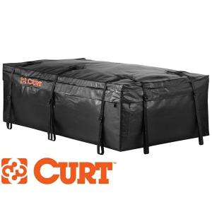 CURT ルーフキャリア/カーゴキャリア用 防水バッグ 18221 サイズ:約150cm×86cm×45.7cm 592リットル|californiacustom