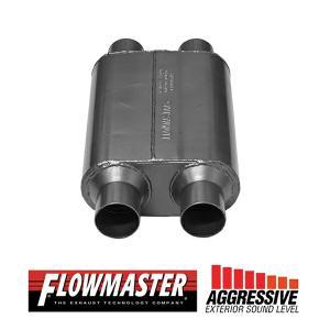 FLOW MASTER 40 シリーズ マフラー - 2.50
