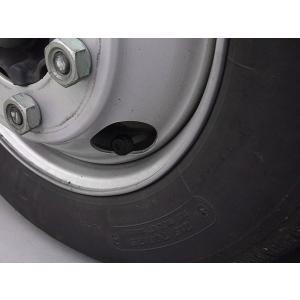 汎用 タイヤ 空気圧モニタリングシステム 温度/電圧 U901 (ブラックセンサー/6輪トラック対応) ワイヤレス 空気圧モニター/TPMSモニター|californiacustom|09
