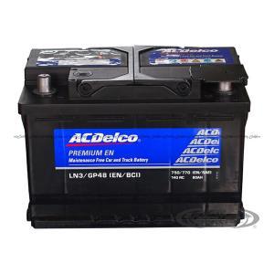 AC DELCO / ACデルコ バッテリー LN3(2007-2014y タホ、サバーバン、ユーコン、ユーコンXL、ユーコンデナリ、ユーコンデナリXL、エスカレード 他) californiacustom
