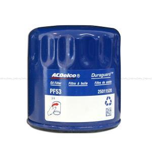 AC DELCO エンジンオイルフィルター PF53|californiacustom